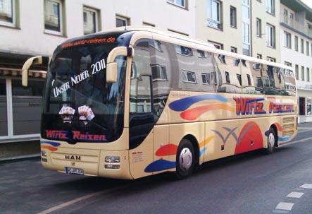 aufgaben reisebegleiter busreisen